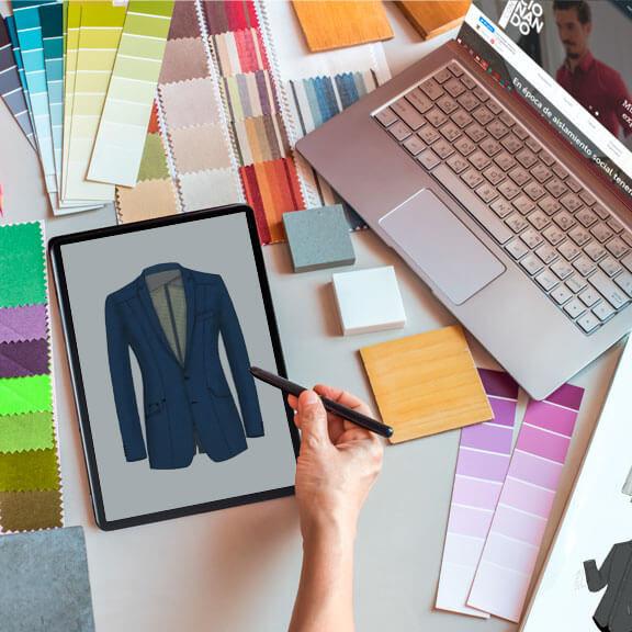 Diseñador virtual Fernando Salazar